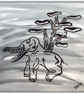 040-elefant-im-nebel